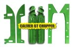 Calmer BT Chopper - Model JD 600 Series - Upgrade Kit
