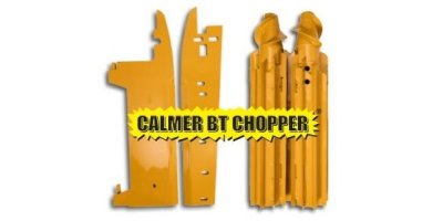 Calmer BT Choppers - Residue Management Upgrade Kit