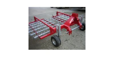 WRM - Model 3m  - Spring Tine Harrow