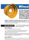 CTD - Wheels Datasheet