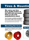 Alliance - Tires Brochure