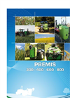 Premis - Model GC boom - Mounted Sprayers Brochure