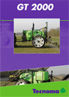 Vinis - Trailed Sprayers Brochure