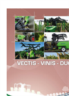 Vectis - Trailed Sprayers Brochure