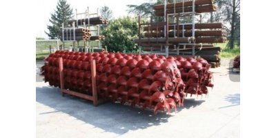 Continuous Augers