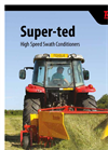 Super-Ted - Swath Conditioners Brochure