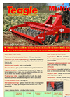 Multidisc - Disc Harrow Brochure
