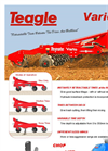 Multidisc Vario - One-pass Cultivator Brochure
