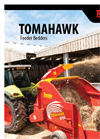 Tomahawk - Model 7100 - Feeder / Bedder Brochure