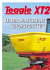 Teagle - Model XT20 - Fertiliser Spreader Brochure
