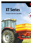 Teagle - Model XT24 and XT48 - Fertiliser Spreader Brochure