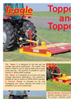 Belt Driven Pasture Toppers Brochure