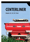 Teagle - Model SX Series - Fertiliser Spreader Brochure