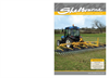 Model 300 Series - 50hp - Hedge and Verge Trimmer Brochure