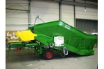 Visser - Model AL 2400 + K 1.10  - Receiving Hopper