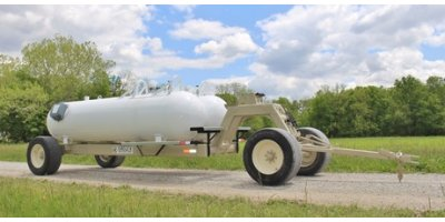 Model Commercial Series - Anhydrous Ammonia Trailers