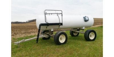Wagon Style Gear - Anhydrous Ammonia Trailers