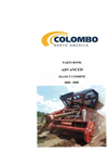 Colombo - Model CTA 6500 - Dump Cart Brochure