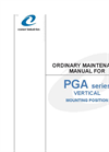 Model PGA VM SERIES - Modular Planetary Drives Brochure