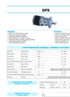 Tipo - Model GFS - Orbit Motors Brochure