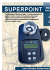 Superpoint - Reliable Moisture Meter for Grain and Seeds Brochure