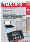Model TMS2500 - Grain Quality Management System for Grain Silos and Bulk Storage Brochure