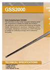 Model GSS2000 - Grain Sampling Spear Brochure