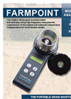 Farmpoint - Supertech Moisture Meter for Grain and Seeds Brochure