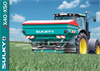 Econov - Model X40 - X50 - Fertiliser Spreader Brochure