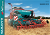 Model Xeos MD/HD - Pneumatic Seed Drill Brochure