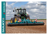Cultiline - Model HRW.28/HRW.36 - Power Harrow Brochure