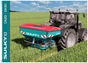 Model DX20 - Fertiliser Spreader Brochure