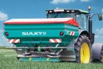 Sulky Econov - Model X40 - X50 - Fertiliser Spreader