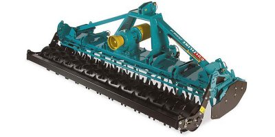 Cultiline  - Model HR.14 - Power Harrows