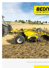 SWIFTERDISC - Model XN - Mounted Disc Cultivator Brochure