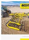 Swifter - Model SN - Mounted Seedbed Cultivator  Brochure