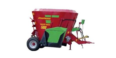 Verti-Mix - Model 400 / 500 - Fodder Mixing Wagon