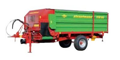 Model FVW - Fodder Distribution Wagon