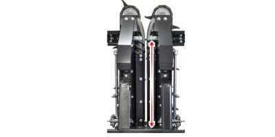 Drago - Automatic	Self-Adjusting Deck Platesa and Longer Rollers