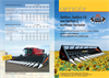 OptiSun, OptiSun CS, OptiSun Z Sunflower Harvester Adapters Brochure