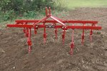 Model GOV-9S - Two Row Cultivator