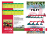 Model FB - Conventional Mounted Ploughs Brochure