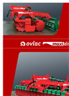Maxidisc - Model II - Short Disc Harrow Brochure
