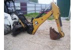 CAT - Model BH30 W - Backhoe Attachment