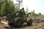 John Deere - Model 648GIII D/A - Grapple Skidder
