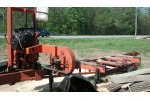Wood-Mizer - Model LT40 - Mobile Sawmill