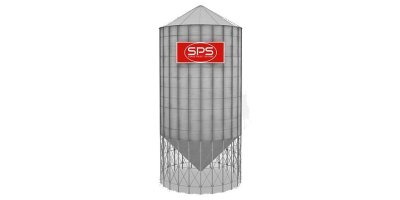 SPS - Hopper Bottom Silos