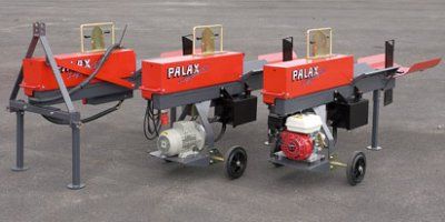 Palax  - Model Logsplit 60  - Hydraulic Splitters