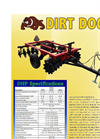 Disc Harrows & Tillage Equipment - Pull Disc Harrow Brochure