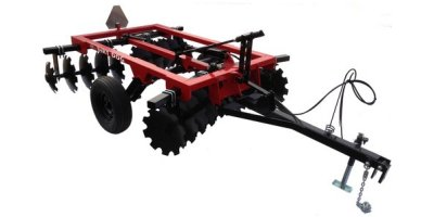 Dirt Dog - Pull Disc Harrow